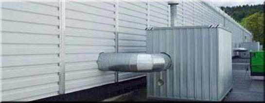 Zeltheizung/Zeltkühlung günstig mieten
